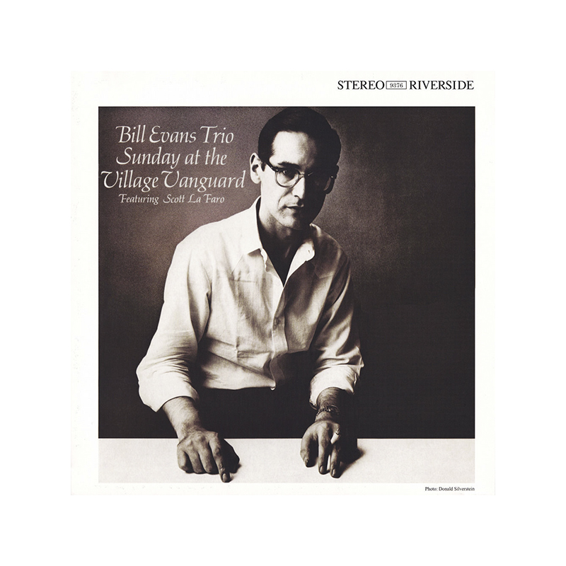 Bill Evans Trio - Sunday at the Village Vanguard - Vinyl