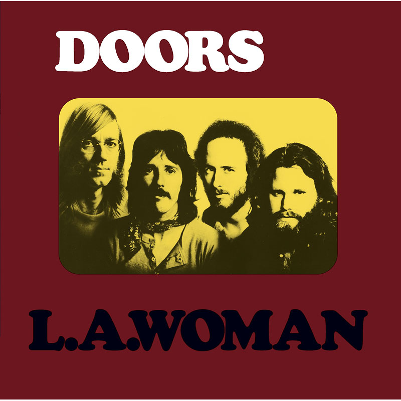 The Doors - L.A. Woman - CD