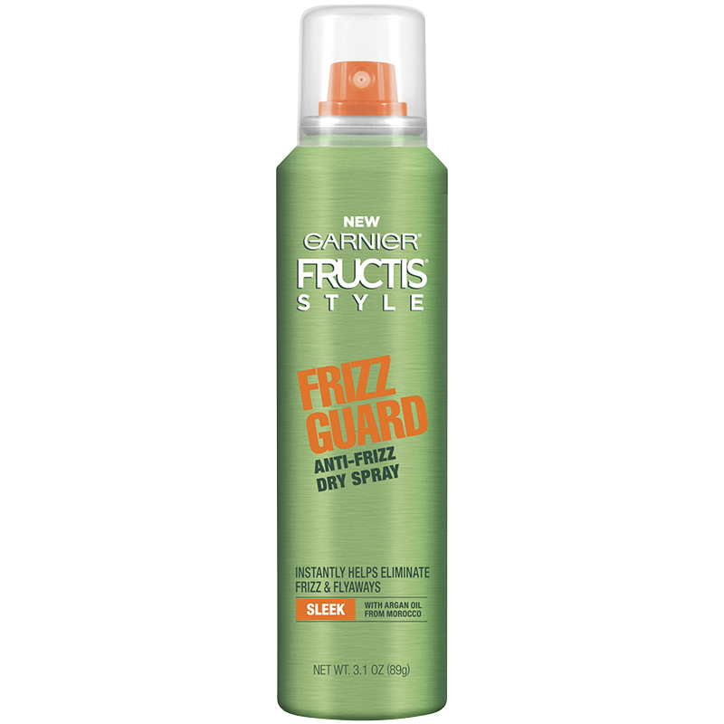 Garnier Fructis Style Frizz Guard Anti-Frizz Dry Spray - Sleek - 89g