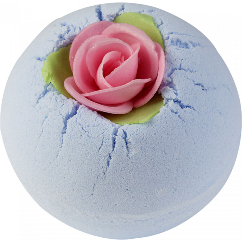 The Bomb Cosmetics Bath Balm - Porcelain Peony Blaster