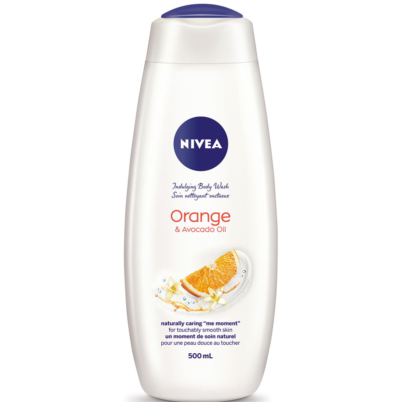 Nivea Happy Time Shower Cream - 500ml