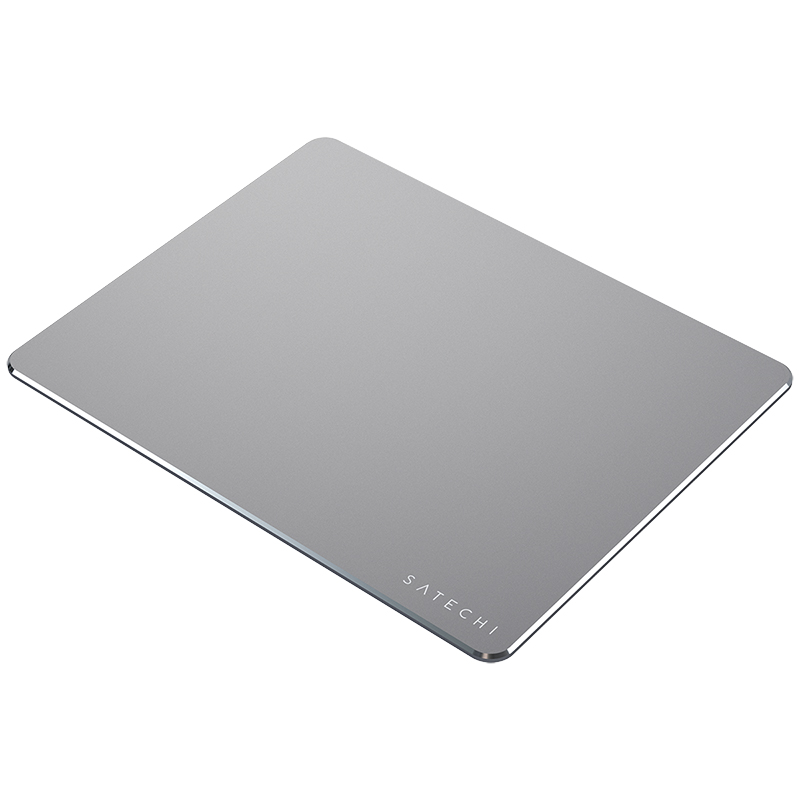 Satechi Aluminum Performance Mouse Pad - Space Grey - ST-AMPADM
