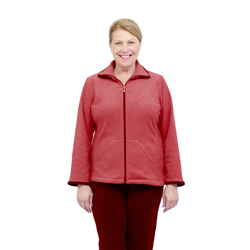 Silvert's Looper Terry Fleece Set - 2XL - 3XL
