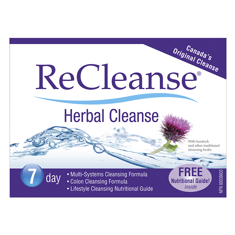 ReCleanse Herbal Cleanse - 7 day