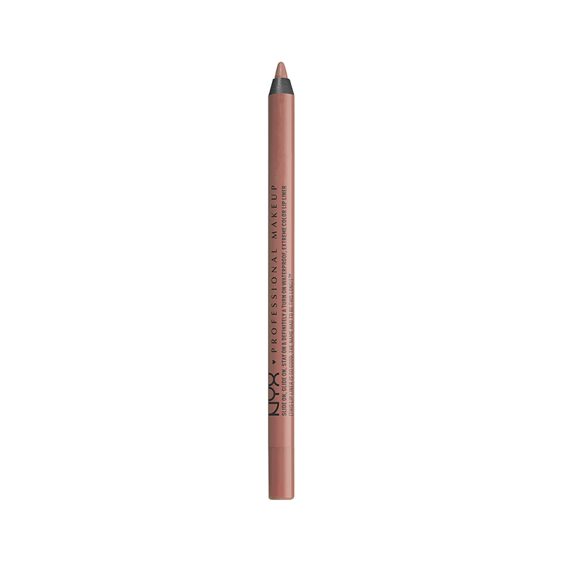 NYX Professional Makeup Slide On Lip Pencil - Nude Suede Shoes