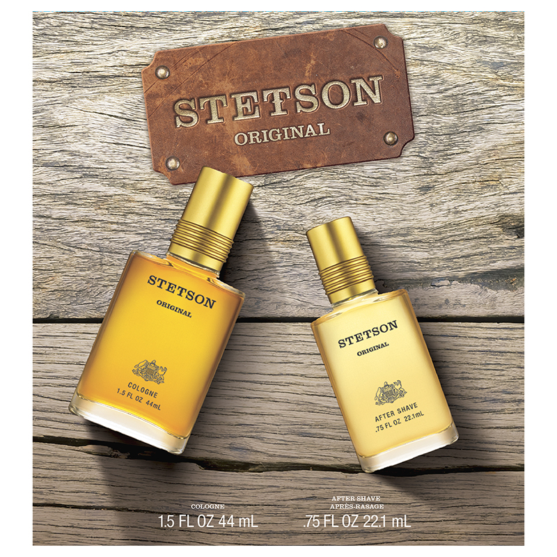 Stetson Original Fragrance Set - 2 piece