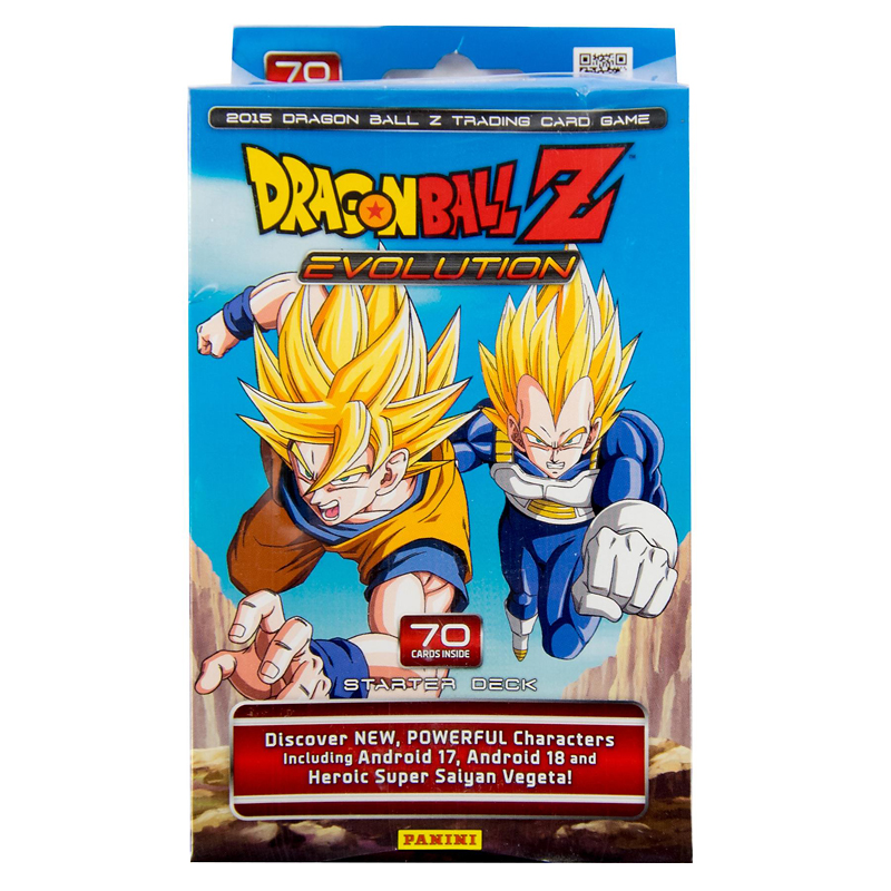 Dragonball Z Evolution Starter Deck