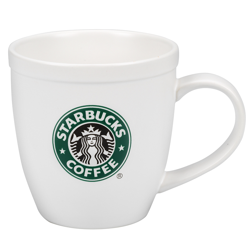 Starbucks Mug - White - 20oz