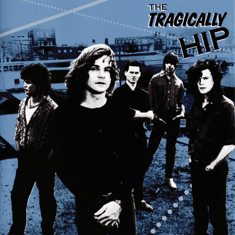 The Tragically Hip - The Tragically Hip - CD