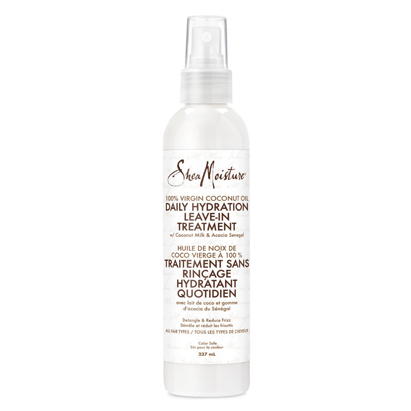 SheaMoisture 100% Virgin Coconut Oil Leave-in Treatment - 237ml