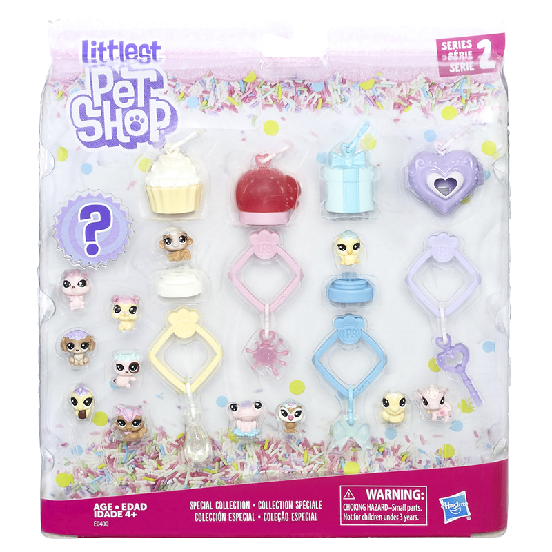 Littlest Pet Shop Frosting Frenzy Special Collection - Assorted