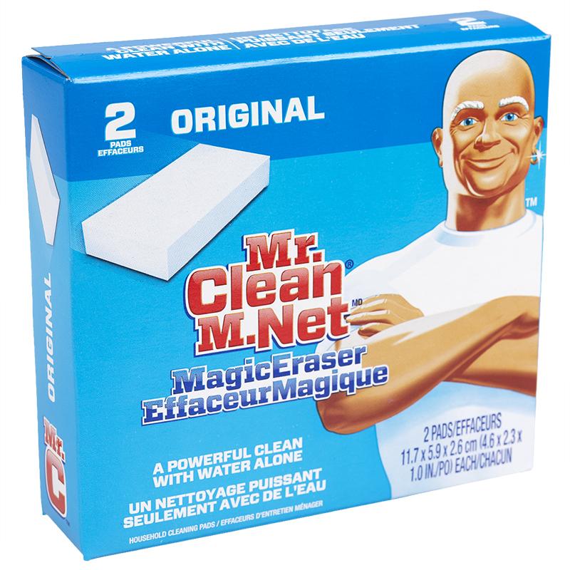 mr clean magic eraser original 2 pack london drugs. Black Bedroom Furniture Sets. Home Design Ideas