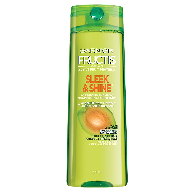 Garnier Fructis Sleek & Shine Shampoo - 650ml