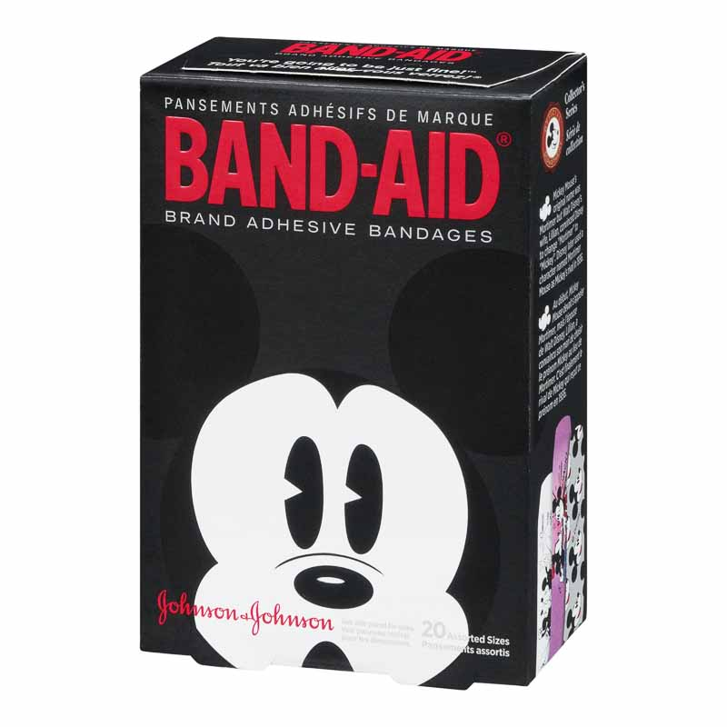 Johnson & Johnson Band-Aid - Mickey Mouse - 20's