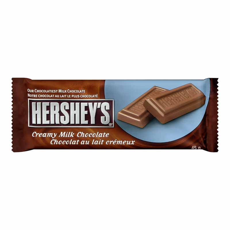 Hershey's Milk Chocolate Bar - 45g