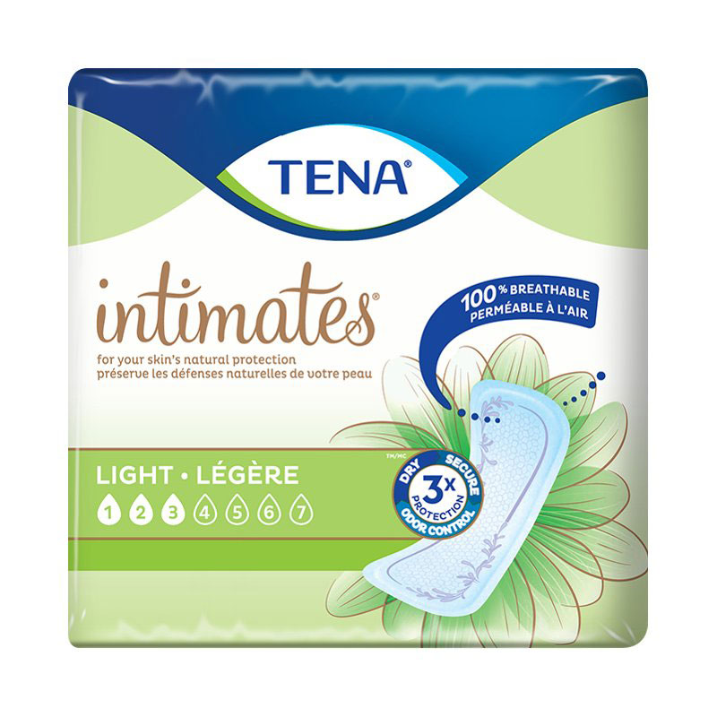 Tena Intimates Ultra Thins Pads - Light/Long - 24's