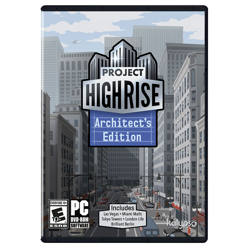 PC Project Highrise - Architect's Edition