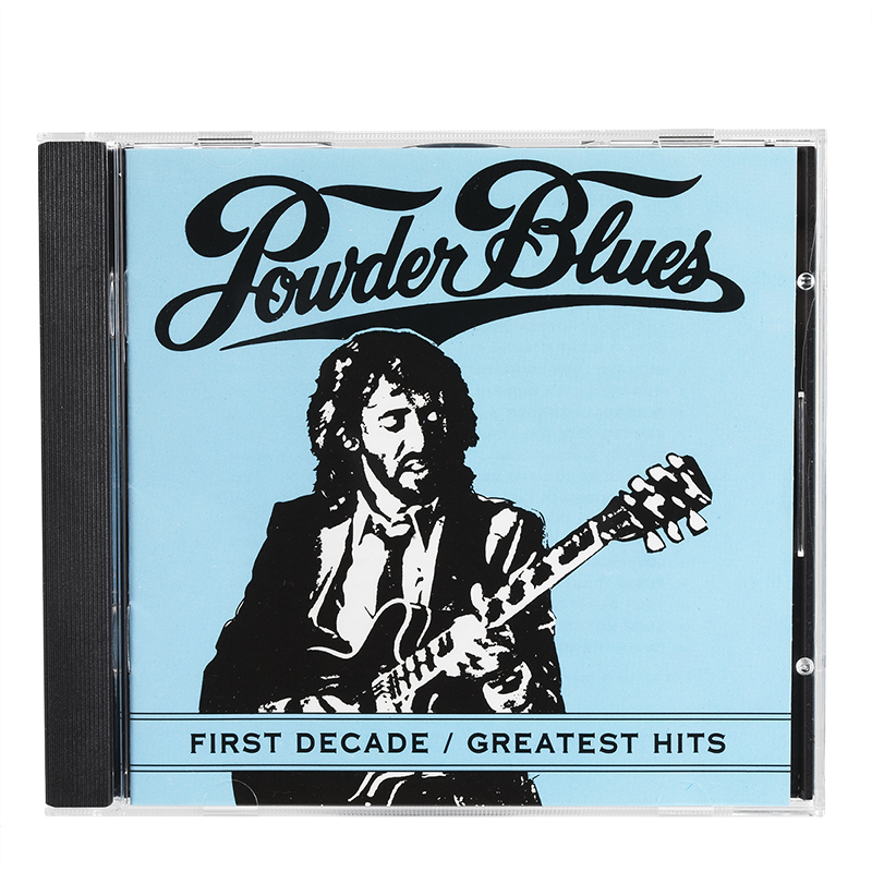 Powder Blues - First Decade: Greatest Hits - CD
