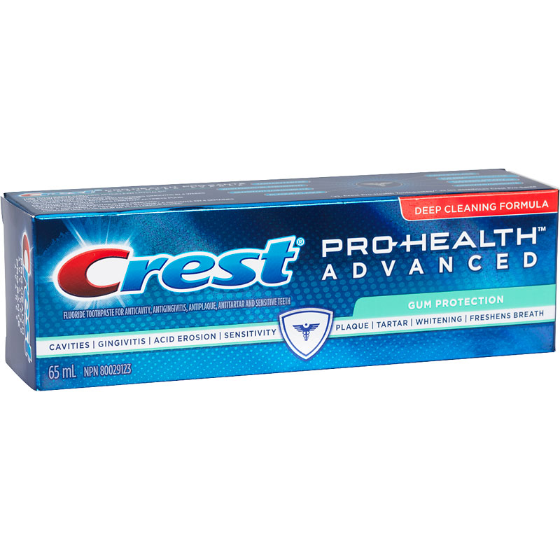 Crest PRO-Health Advanced Toothpaste - Gum Protection - 65ml