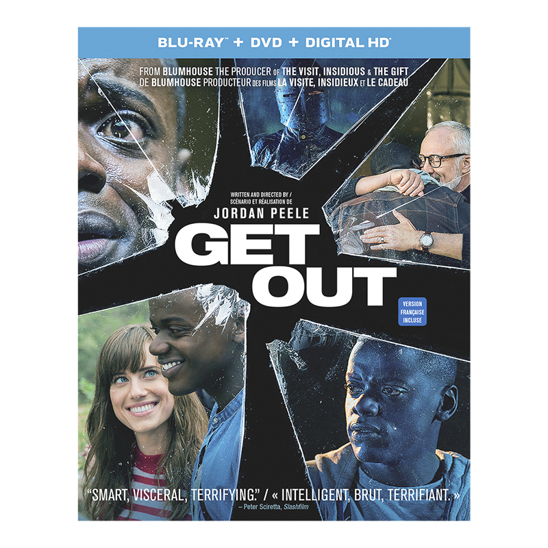 Get Out - Blu-ray