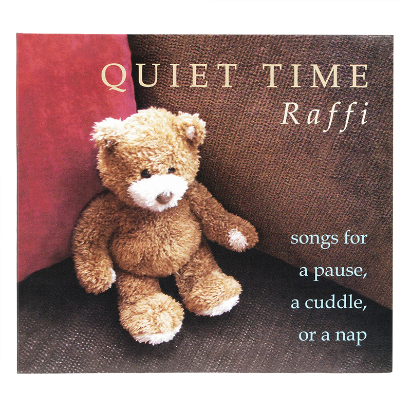 Raffi - Quiet Time - CD