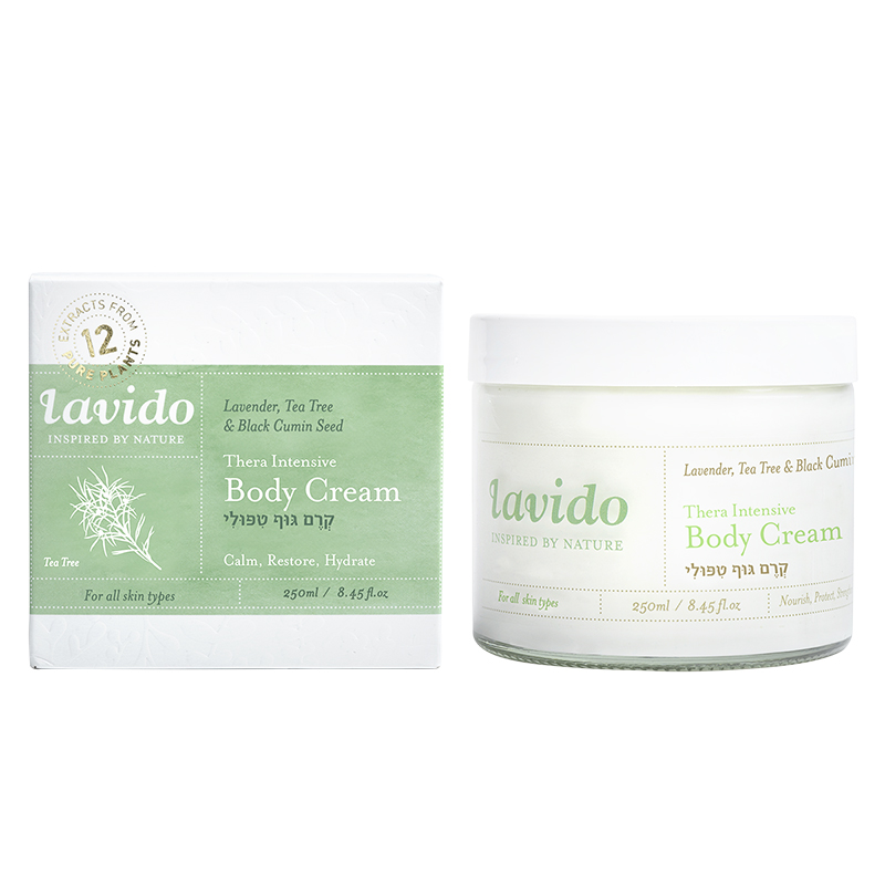 Lavido Thera Intensive Body Cream - 250ml