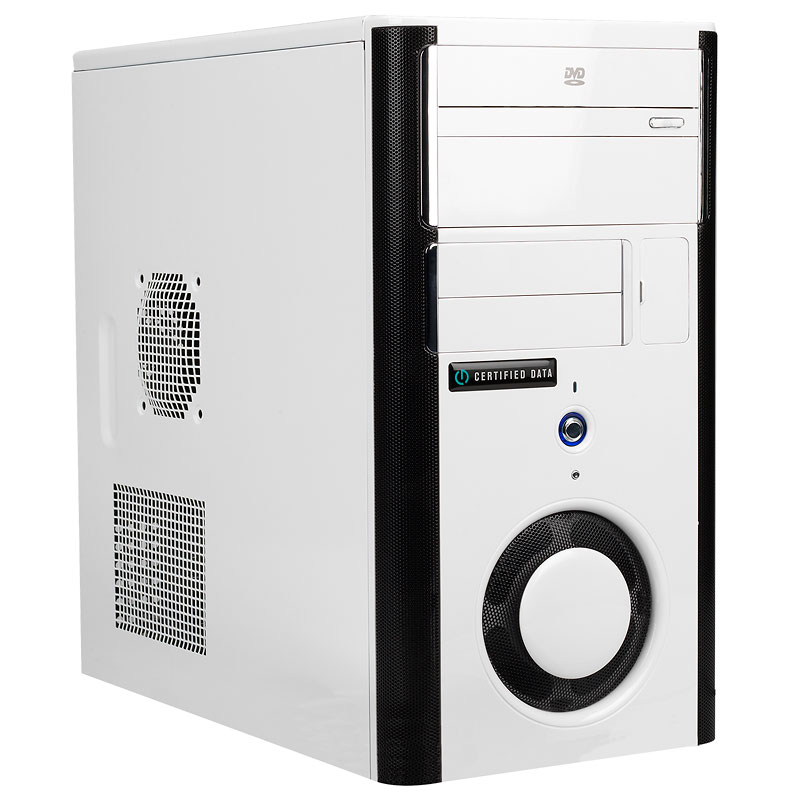 Certified Data Intel i5-8400 Desktop Computer - Intel Core i5-8400 - Intel UHD Graphics 630