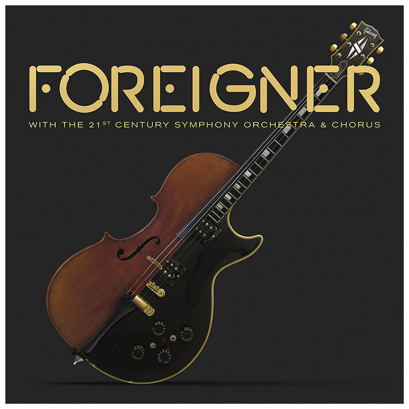 Foreigner - With The 21st Century Symphony Orchestra And Chorus - Live - CD