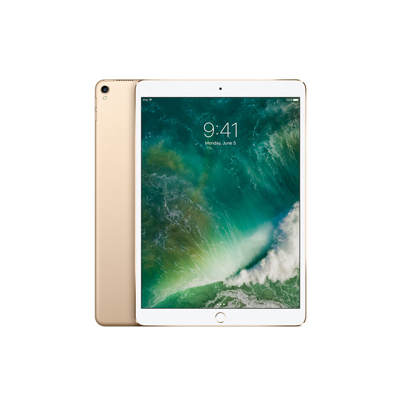 Apple iPad Pro - 10.5 Inch - 512GB - Gold - MPGK2CL/A