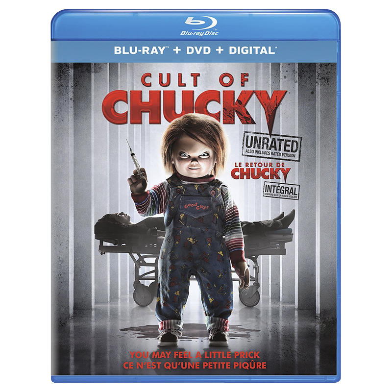 Cult of Chucky (Unrated) - Blu-ray