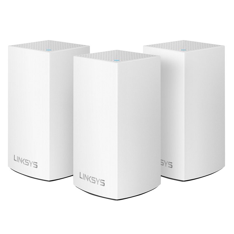 Linksys Velop AC3900 MESH - 3 Pack - White - WHW0103-CA