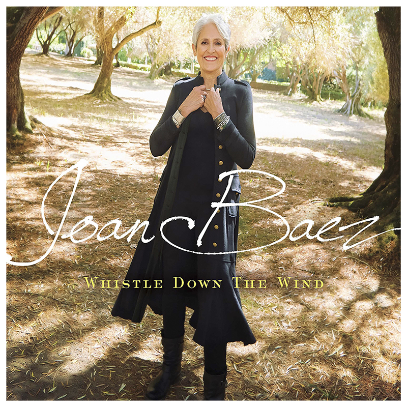 Joan Baez - Whistle Down The Wind - CD