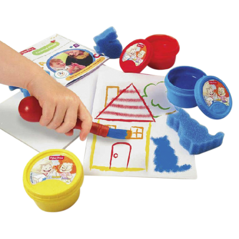 Fisher Price I Discover Painting