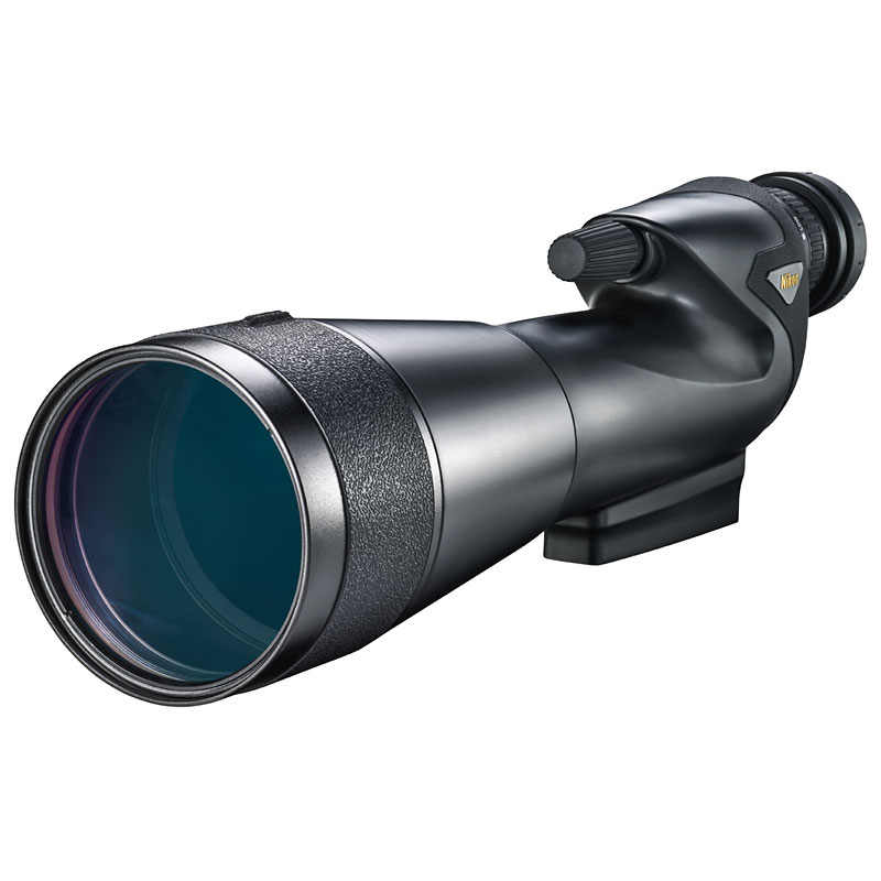 Nikon Prostaff 5 82mm Straight Body Scope - No Eyepiece - Black -8774