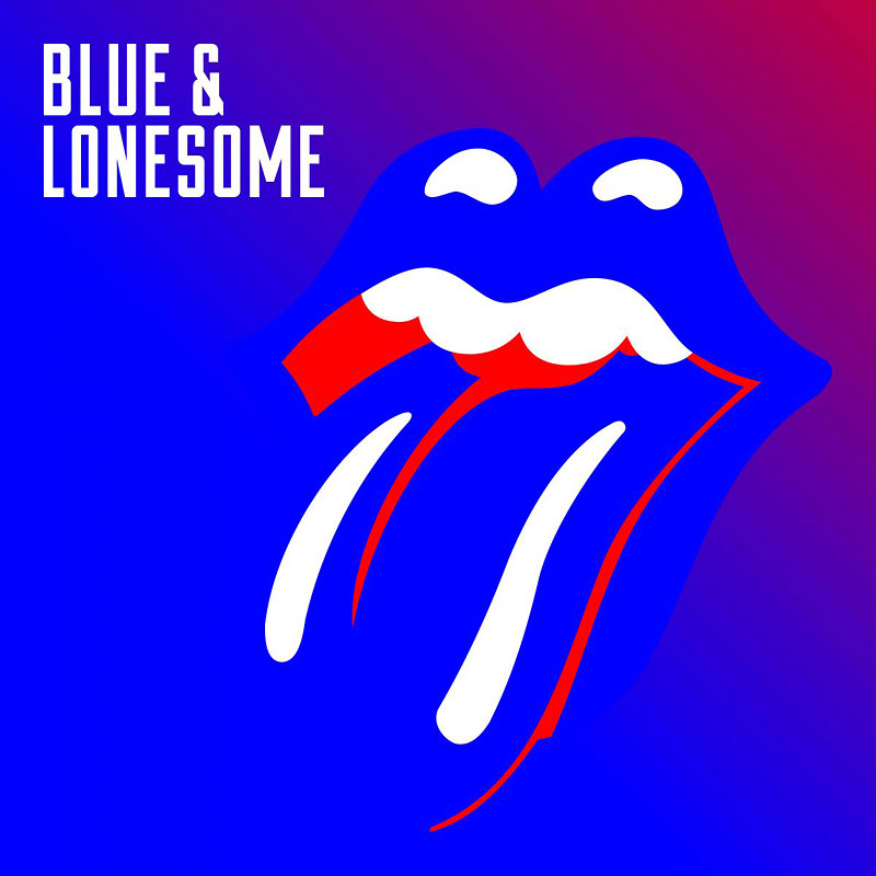 The Rolling Stones - Blue and Lonesome - CD