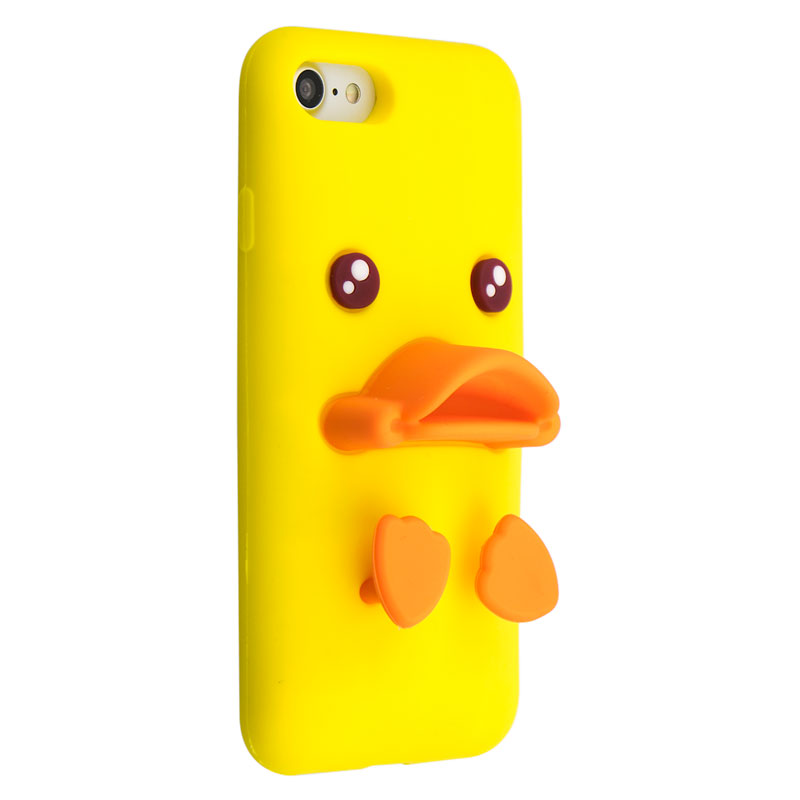Furo 3D Phone Case for iPhone 7 - Duck - FT8109