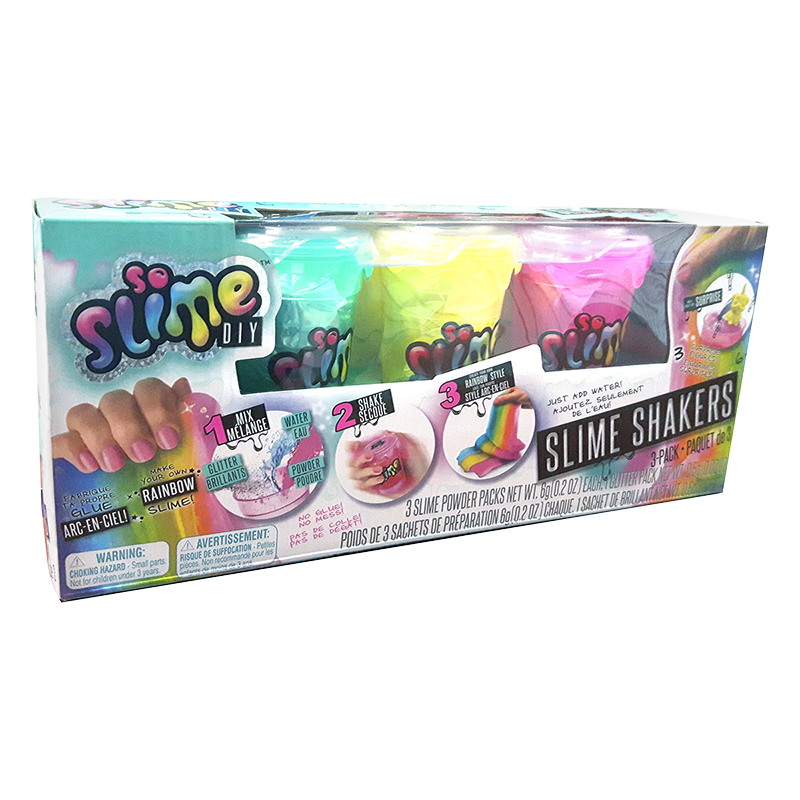 So Slime DIY Slime Shakers - 3 Pack