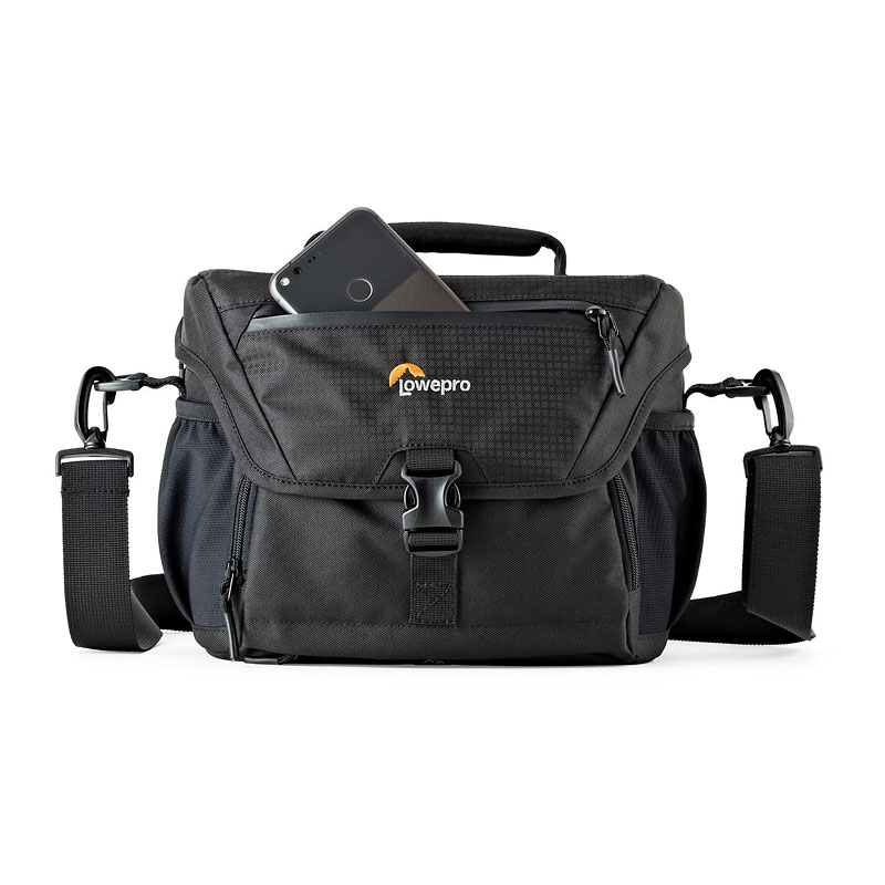 Lowepro Nova 180 AW II Shoulder Bag - Black