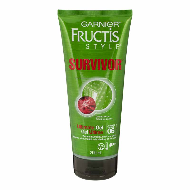 Garnier Fructis Style Survivor Ultimate Gel - 200ml