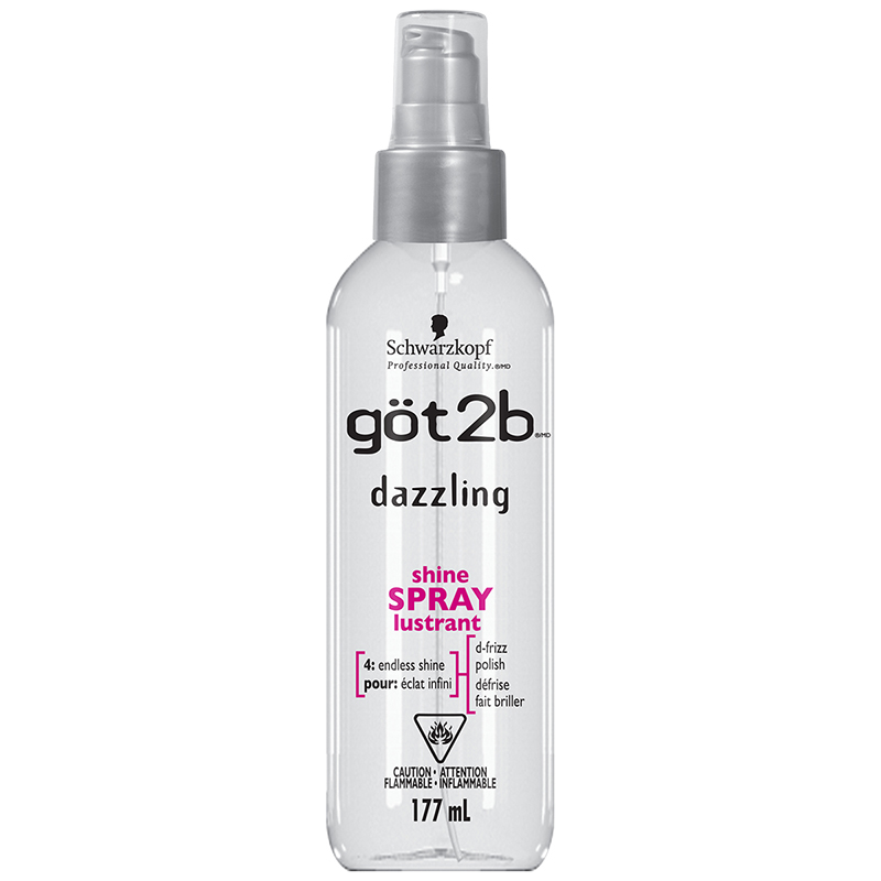 göt2b Dazzling Shine Spray - 177ml