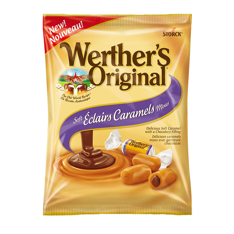 Wether's Original Soft Caramel - 116g