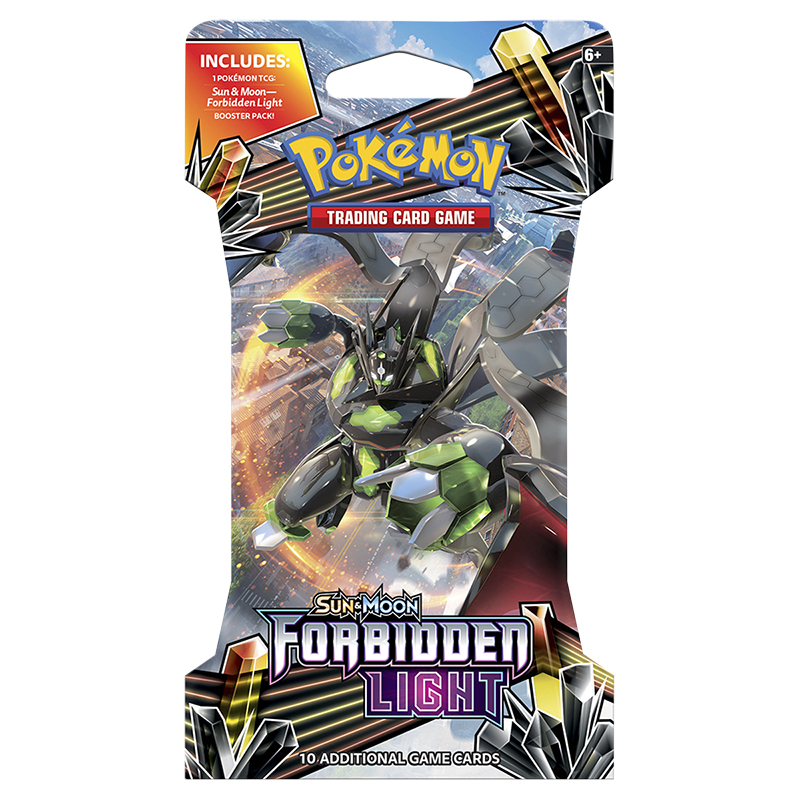 Pokemon Sun/Moon 6 Blister Pack - Assorted