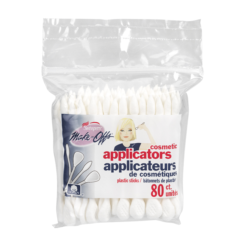 Make-Offs Cosmetic Applicators - 80's