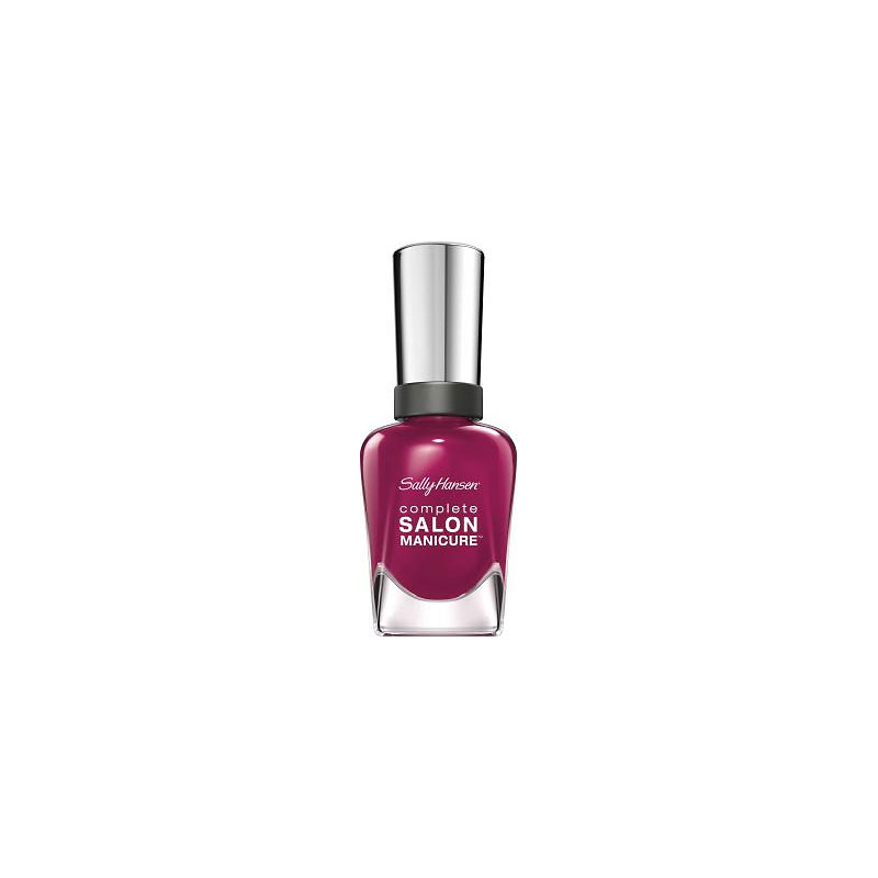 Sally Hansen Complete Salon Manicure Nail Polish - Ruby Do