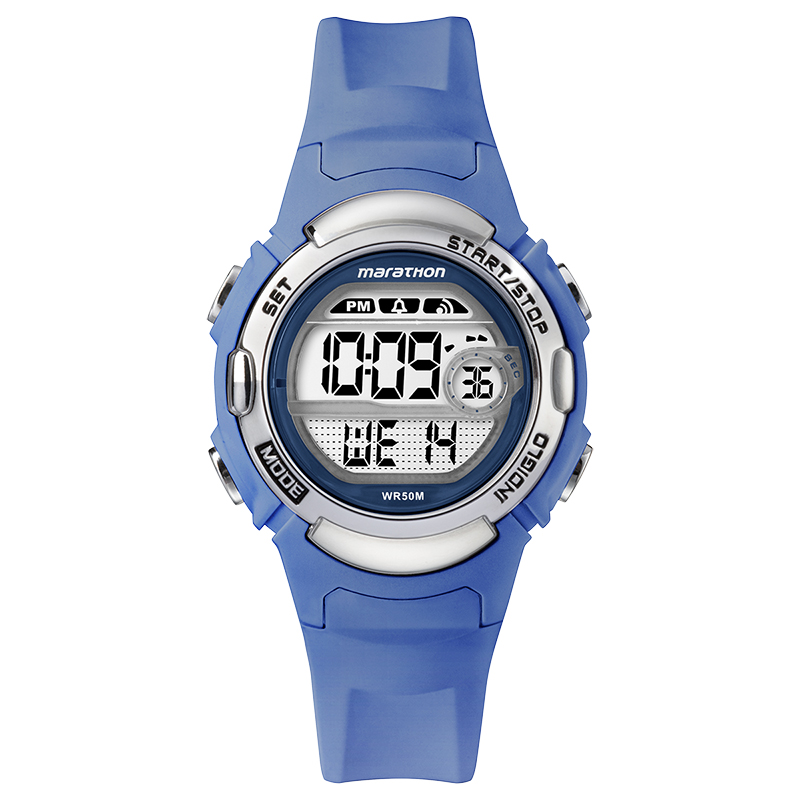 Timex Women's Marathon Digital Watch - Blue - TW5M144009J