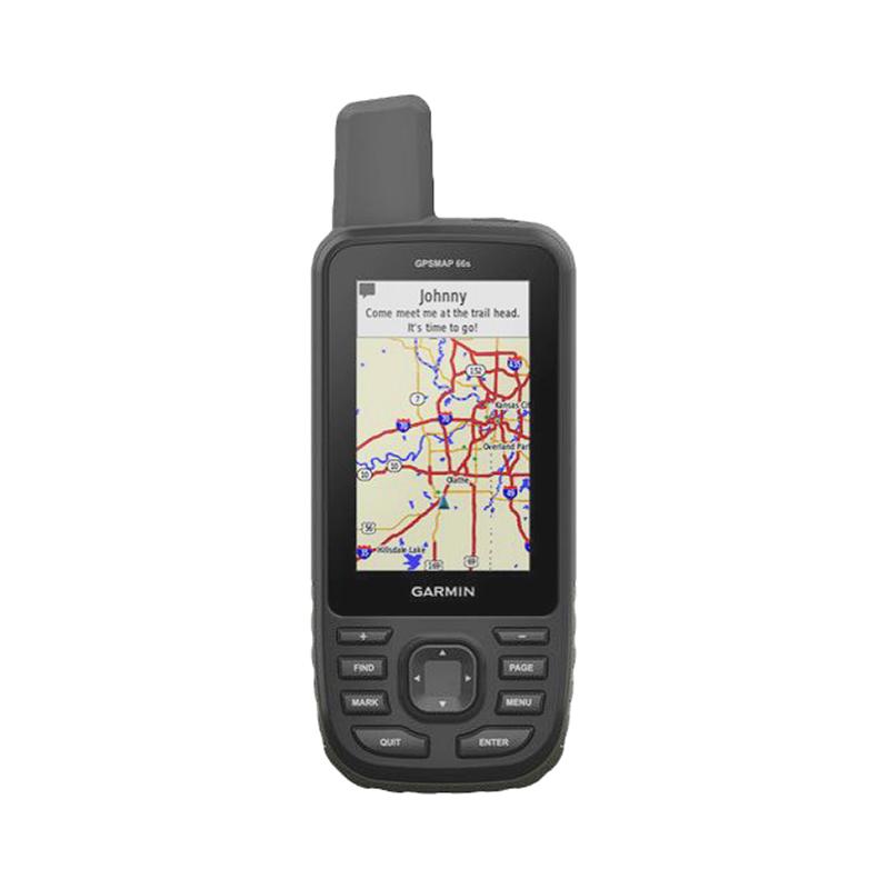 Garmin GPSMAP 66S Handheld GPS - 0100191800