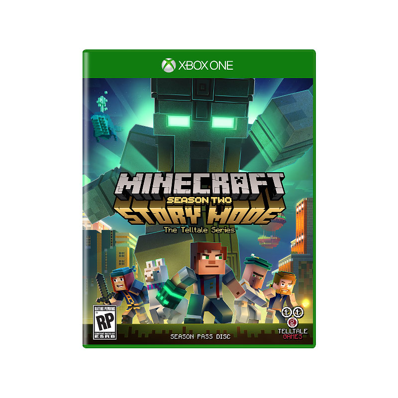 Xbox One Minecraft Story Mode: Season 2