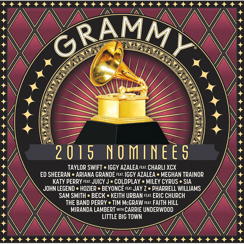 Various Artists - 2015 GRAMMY Nominees - CD