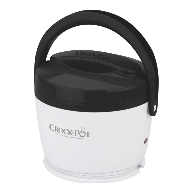 Crock-Pot Lunch Crock Pot - Black - SCCPLC200G