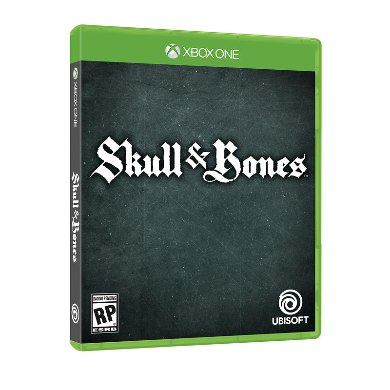 PRE ORDER: Xbox One Skull and Bones